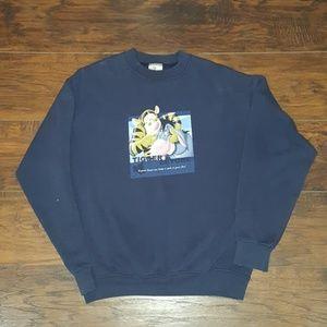 Vintage 90's Disney's Tiger & Eeyore Sweater